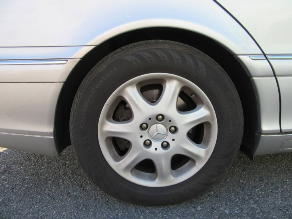 Used 1999 AT Mercedes Benz S-Class 220075 Image[19]