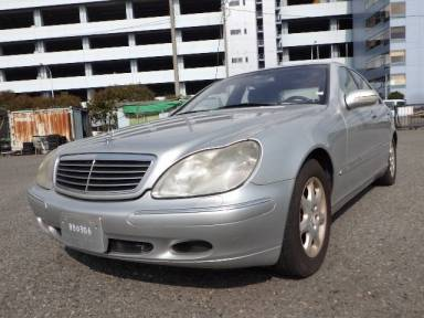 1999 AT Mercedes Benz S-Class 220075