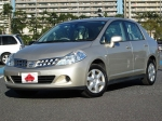 2009 AT Nissan Tiida Latio DBA-SC11