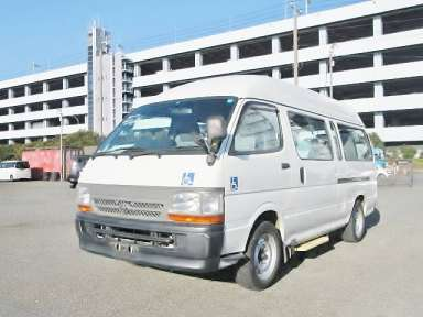 2003 AT Toyota Hiace Commuter RZH125B