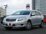 2007 CVT Toyota Corolla Fielder DBA-NZE141G
