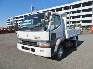 1998 MT Mitsubishi Fuso Fighter Mignon FH227CD