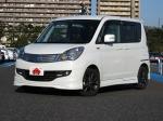 2013 CVT Suzuki Wagon R Solio DBA-MA15S