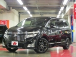 2011 CVT Nissan Elgrand DBA-PE52