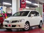 2008 CVT Nissan Tiida DBA-JC11