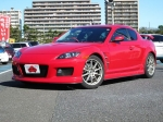 2004 MT Mazda RX-8 LA-SE3P