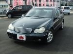2003 AT Mercedes Benz C-Class GH-203042