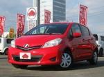 2011 CVT Toyota Vitz DBA-NSP130