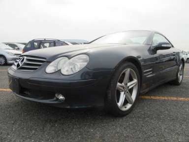 2002 AT Mercedes Benz SL-Class 230475