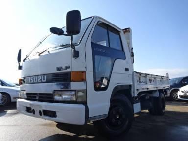 1992 MT Isuzu Elf Truck NKR58ED