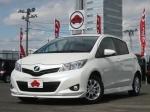 2011 CVT Toyota Vitz DBA-KSP130