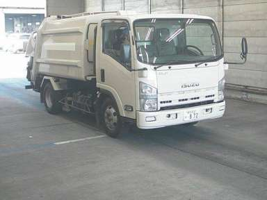 2009  Isuzu Elf Truck PDG-NPR75N