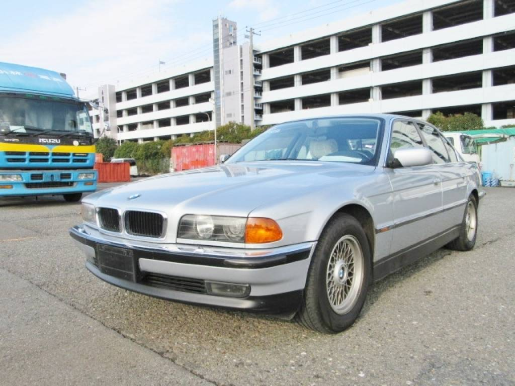 Used 1996 AT BMW 7 Series GF40