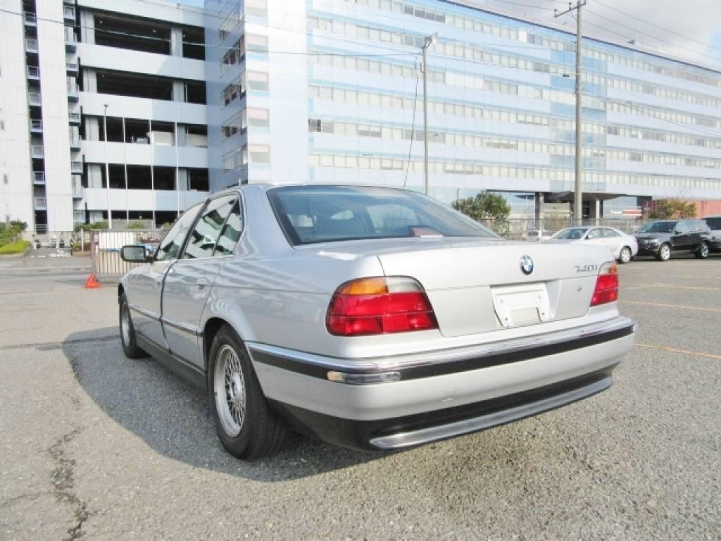 Used 1996 AT BMW 7 Series GF40 Image[2]