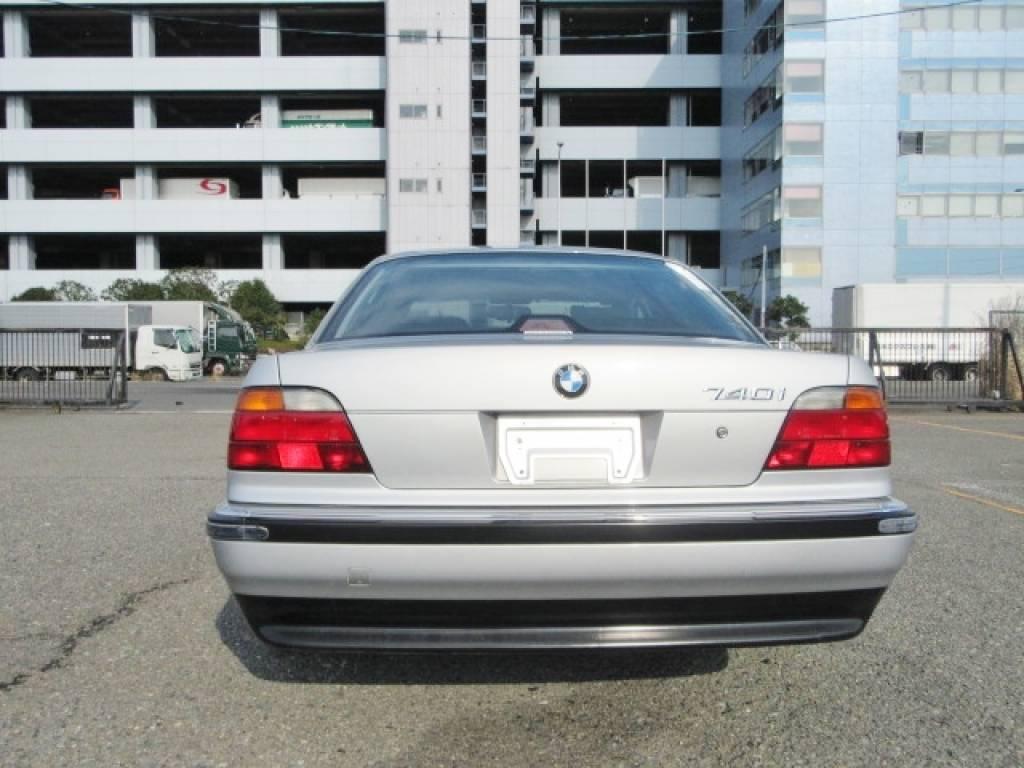 Used 1996 AT BMW 7 Series GF40 Image[4]