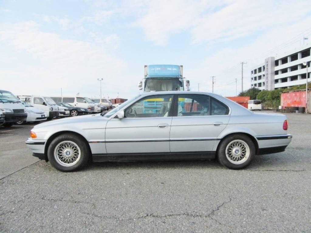 Used 1996 AT BMW 7 Series GF40 Image[6]