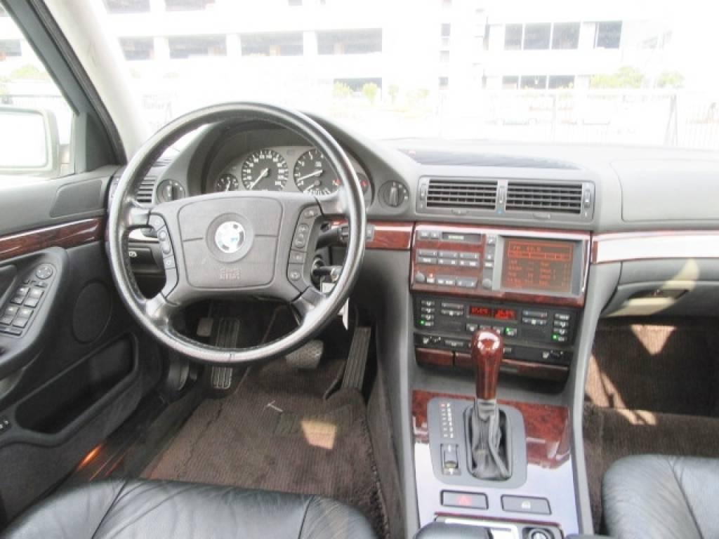 Used 1996 AT BMW 7 Series GF40 Image[7]