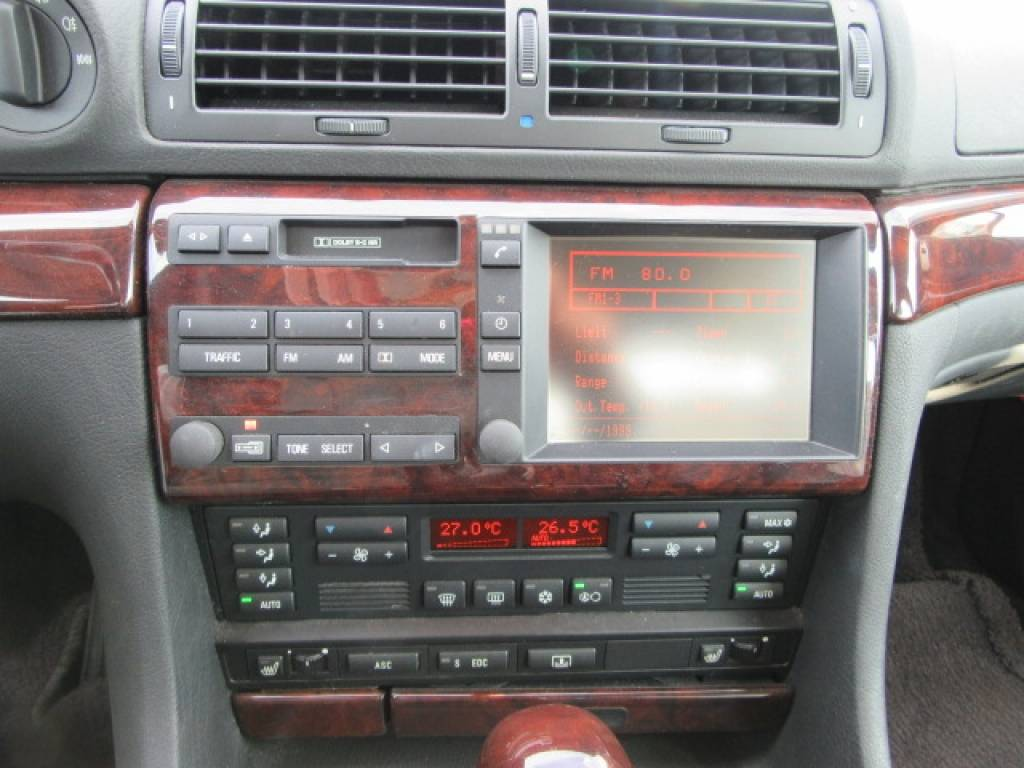 Used 1996 AT BMW 7 Series GF40 Image[11]