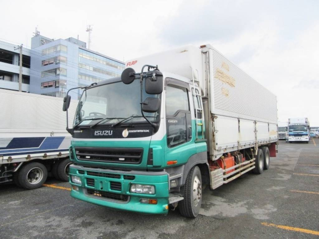 Used 2005 MT Isuzu Giga CYL51V6