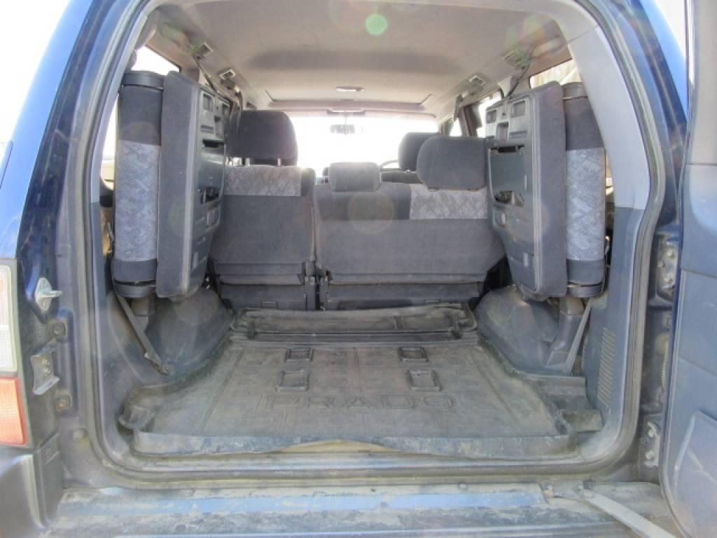 Used 1999 AT Toyota Land Cruiser Prado KZJ95W Image[4]