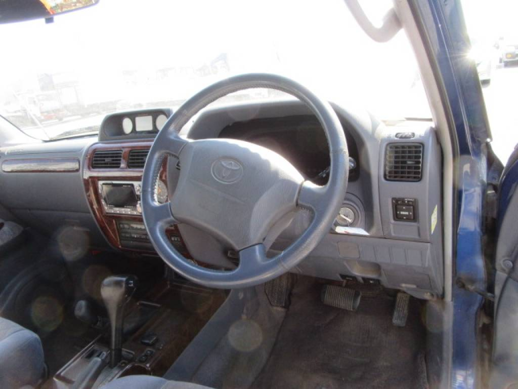 Used 1999 AT Toyota Land Cruiser Prado KZJ95W Image[7]