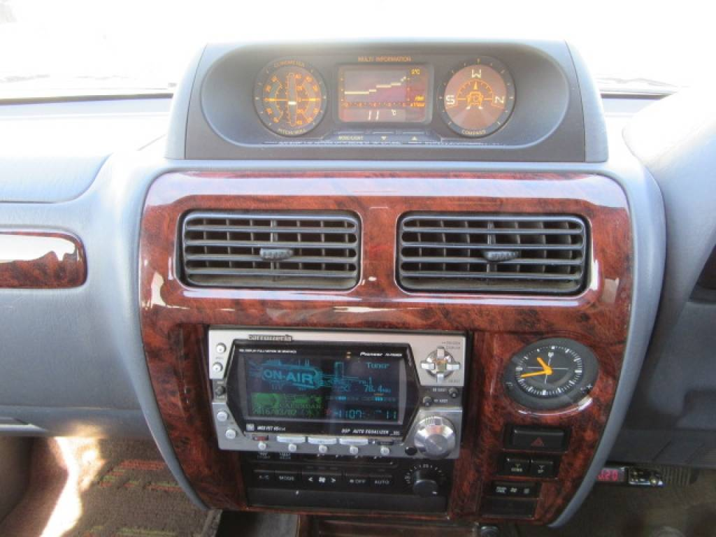 Used 1999 AT Toyota Land Cruiser Prado KZJ95W Image[13]