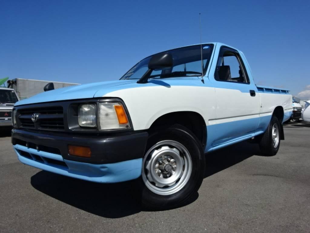 Used 1996 MT Toyota Hilux YN81
