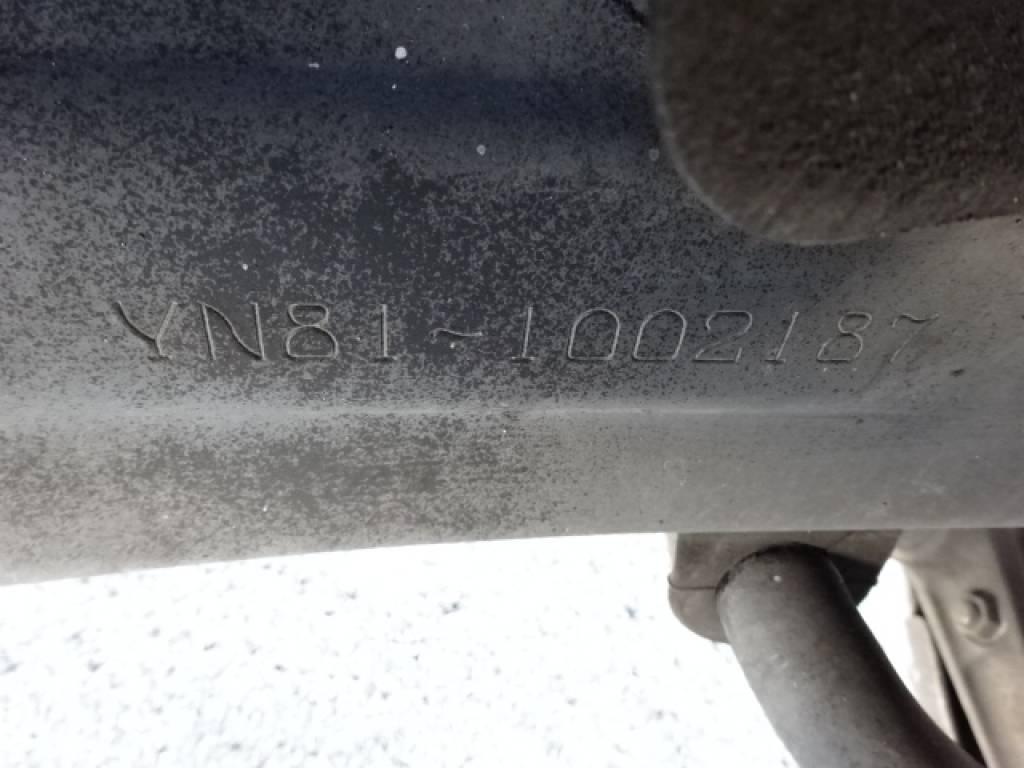 Used 1996 MT Toyota Hilux YN81 Image[9]