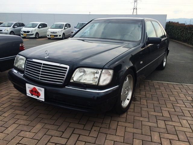 Used 1997 AT Mercedes Benz S-Class 不明