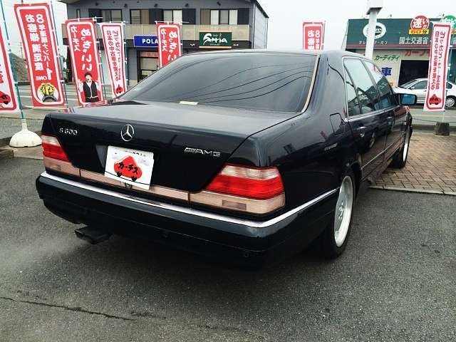 Used 1997 AT Mercedes Benz S-Class 不明 Image[2]