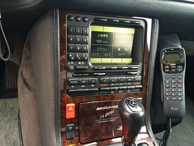 Used 1997 AT Mercedes Benz S-Class 不明 Image[5]