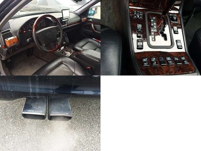 Used 1997 AT Mercedes Benz S-Class 不明 Image[7]
