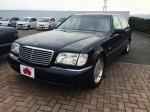 1997 AT Mercedes Benz S-Class 不明
