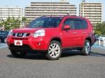 2012 CVT Nissan X-Trail DBA-NT31