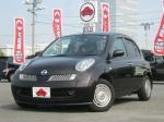 2006 CVT Nissan March DBA-YK12