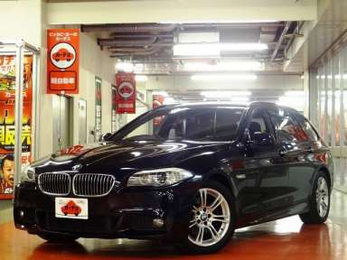 2012 AT BMW 5 Series DBA-XL20