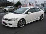 2008 MT Honda Civic ABA-FD2