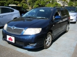 2005 AT Toyota Corolla Fielder CBA-ZZE122G