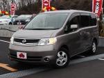 2007 CVT Nissan Serena DBA-C25