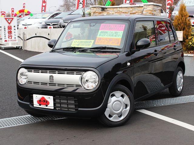 Used 2016 CVT Suzuki ALTO Lapin DBA-HE33S