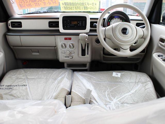Used 2016 CVT Suzuki ALTO Lapin DBA-HE33S Image[1]