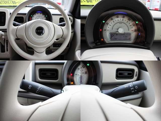 Used 2016 CVT Suzuki ALTO Lapin DBA-HE33S Image[4]