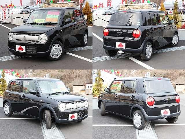 Used 2016 CVT Suzuki ALTO Lapin DBA-HE33S Image[8]