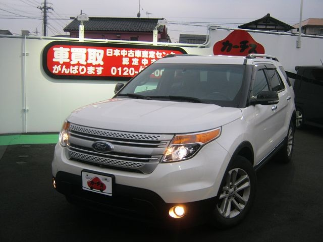 Used 2013 AT Ford Explorer ABA-1FMHK9