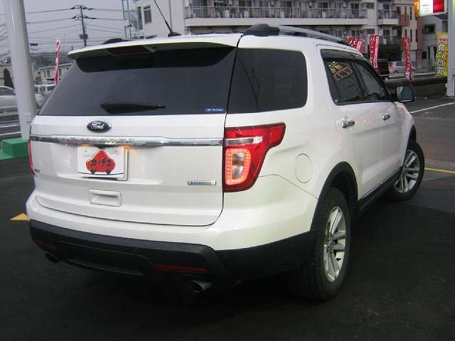 Used 2013 AT Ford Explorer ABA-1FMHK9 Image[2]