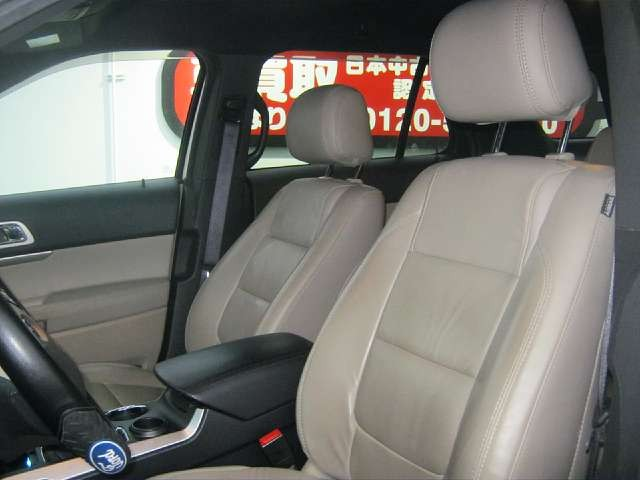 Used 2013 AT Ford  Explorer ABA-1FMHK9 Image[7]