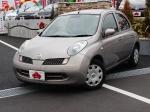 2006 AT Nissan March DBA-AK12