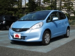 2013 AT Honda Fit DBA-GE6
