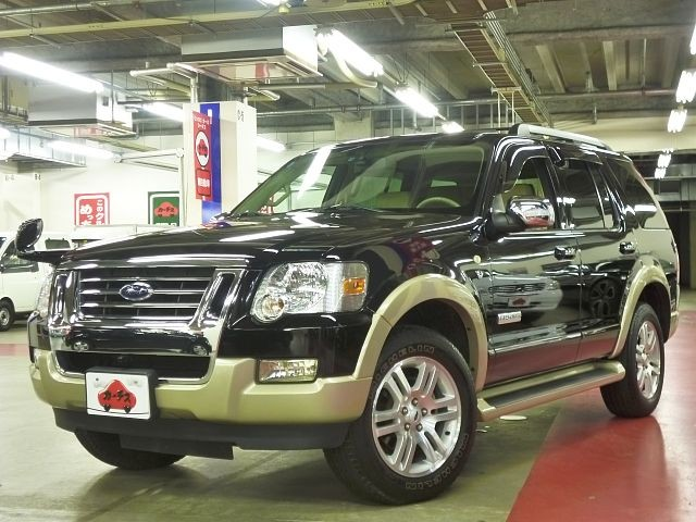 Used 2007 AT Ford  Explorer ABA-1FMWU74