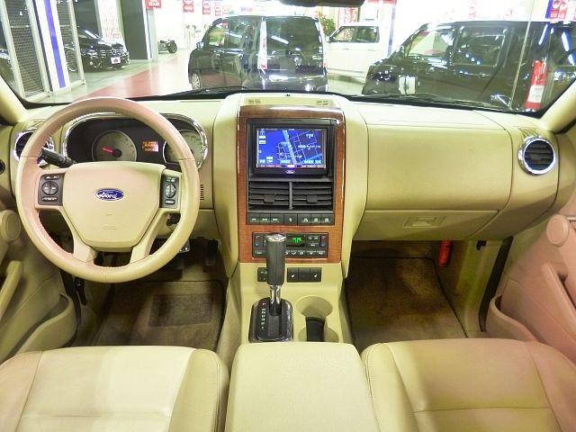 Used 2007 AT Ford Explorer ABA-1FMWU74 Image[1]